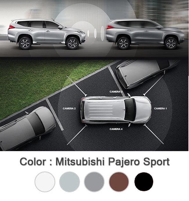 Mitsubishi New Pajero Sport 2wd Gt: สเปค-ราคา รถยนต์มิตซูบิชิ MITSUBISHI Pajero Sport GT